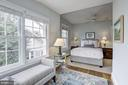 Master Suite with Sitting Room - 3906 INGOMAR ST NW, WASHINGTON