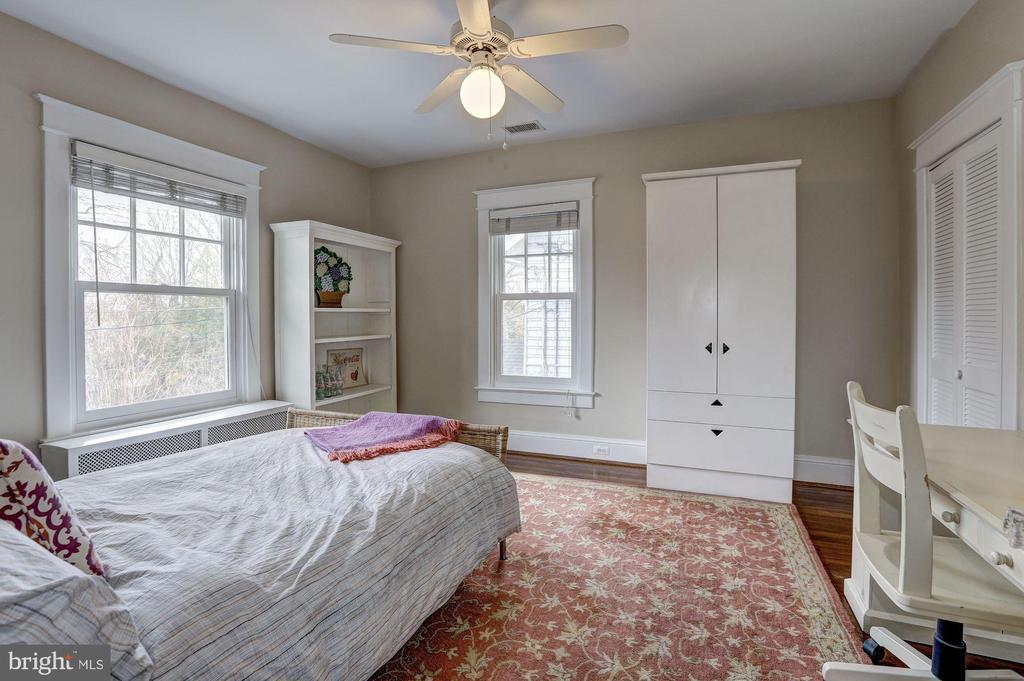 Generous Second Bedroom - 3906 INGOMAR ST NW, WASHINGTON