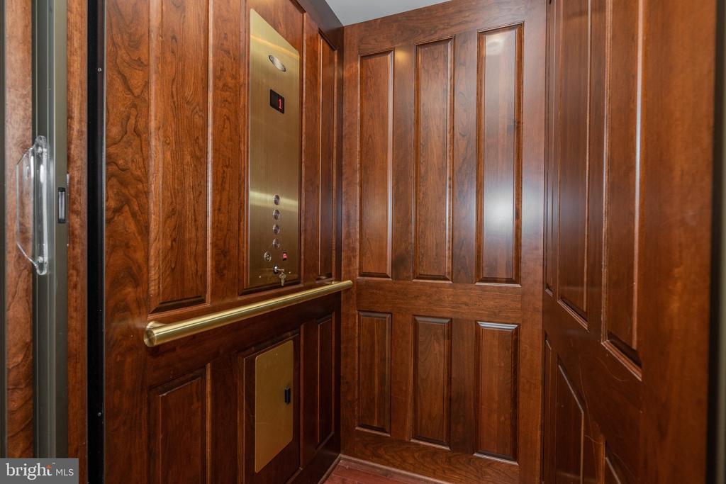 Elevator - 9637 MAYMONT DR, VIENNA