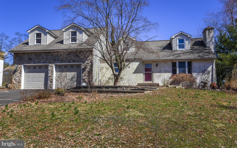 Single Family Homes för Försäljning vid Wrightstown, Pennsylvania 18943 Förenta staterna