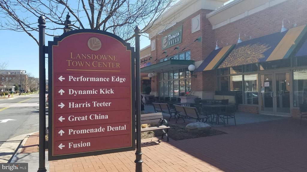 Lansdowne Town Center - 43230 PARKERS RIDGE DR, LEESBURG