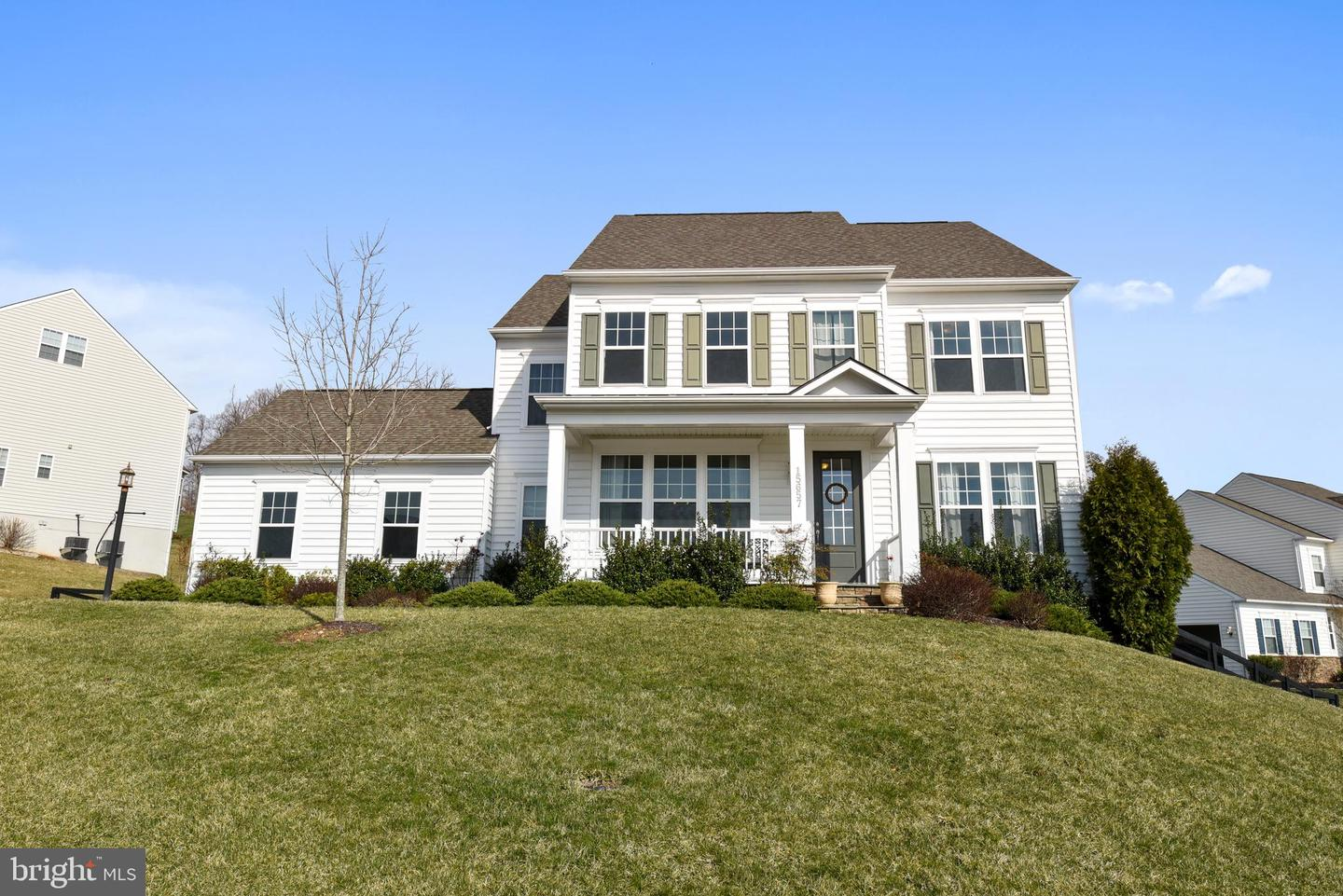 Single Family for Sale at 15657 Avebury Manor Pl 15657 Avebury Manor Pl Leesburg, Virginia 20176 United States