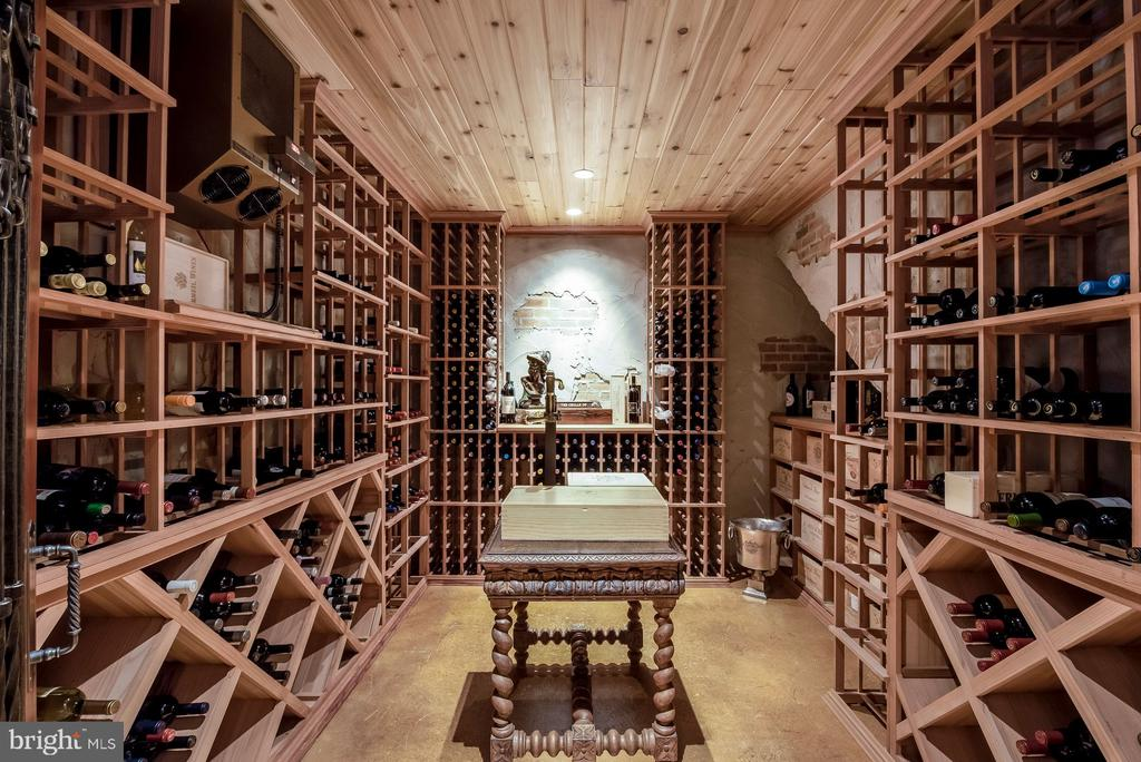 3000  bottle Wine Cellar - 948 MELVIN RD, ANNAPOLIS