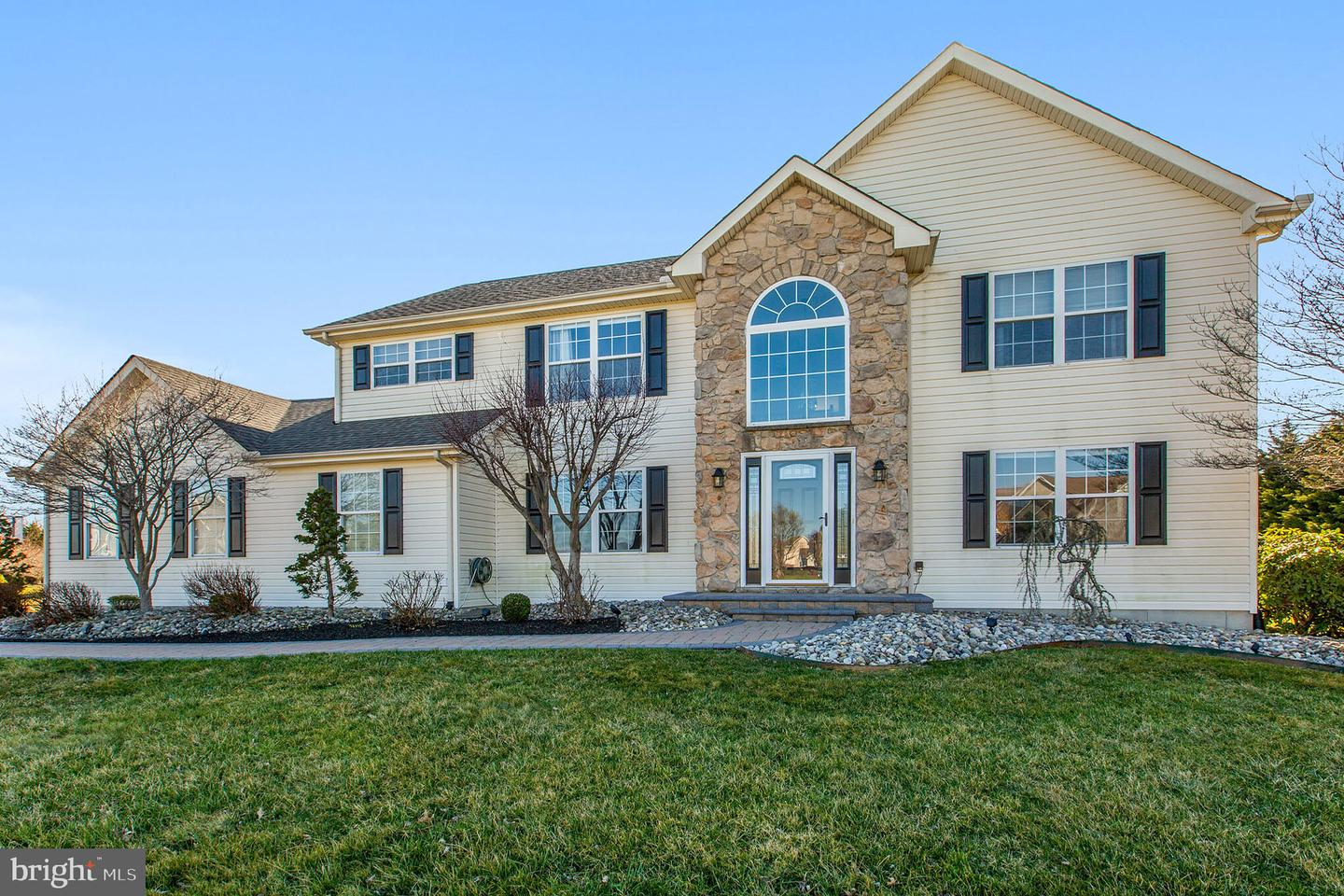 Photo of home for sale at 201 Deerfield Drive, Middletown DE