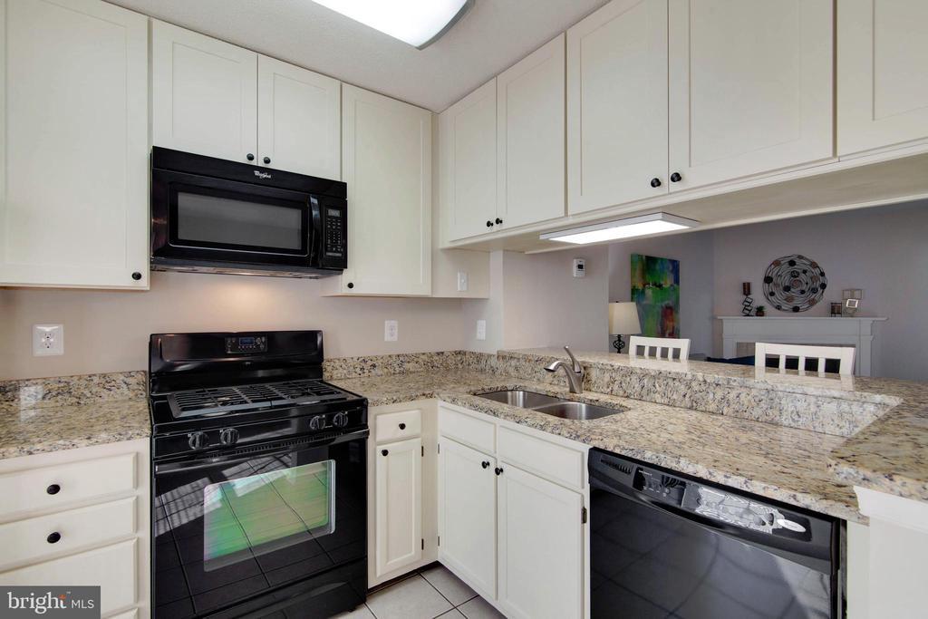 Kitchen - 6656 HIGH VALLEY LN, ALEXANDRIA