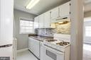 Gas cooking - 2241 FARRINGTON AVE #201, ALEXANDRIA