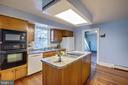 Kitchen - 1919 CASTLEMAN RD, BERRYVILLE