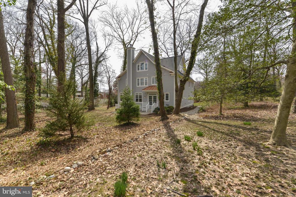 Surrounding property is expansive - 402 PRINCETON BLVD, ALEXANDRIA