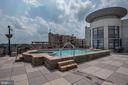 Rooftop Deck for Summer Relaxation - 1021 N GARFIELD ST #221, ARLINGTON