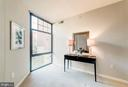 Bedroom Window Offers Plenty of Natural Light - 1021 N GARFIELD ST #221, ARLINGTON