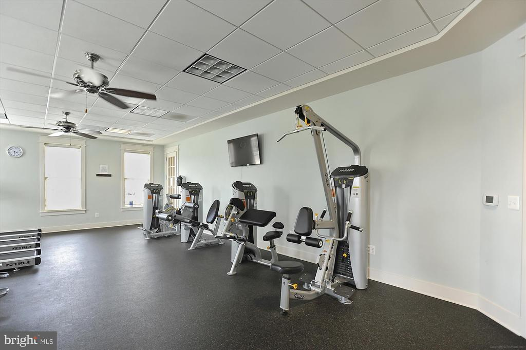 Regency Clubhouse Gym - 44589 YORK CREST TER #304, ASHBURN