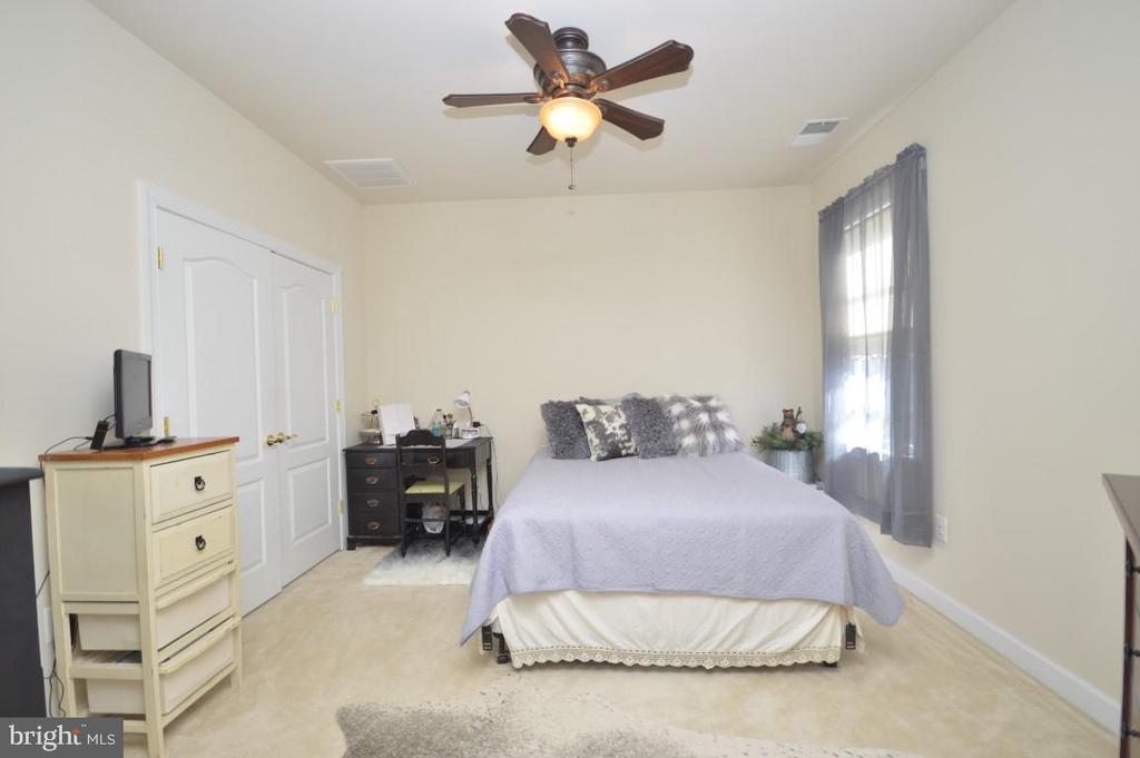 Bedroom #4 - 11829 CLARKS MOUNTAIN RD, BRISTOW