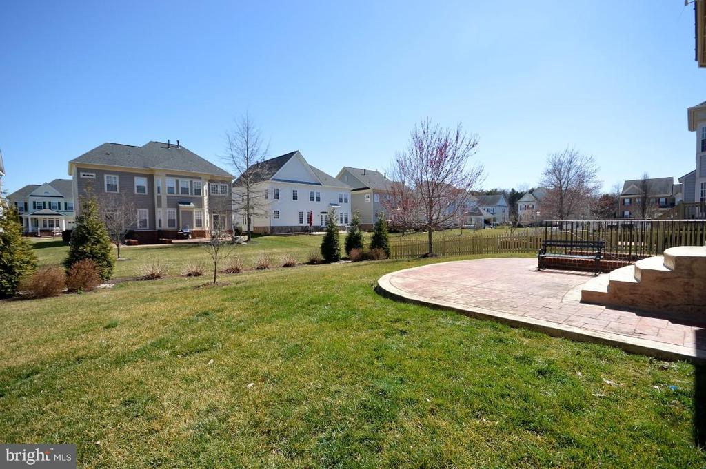 Beautiful Landscaping in Yard - 11829 CLARKS MOUNTAIN RD, BRISTOW