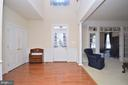 Charming 2 Story Foyer - 11829 CLARKS MOUNTAIN RD, BRISTOW