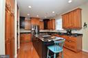 Custom Granite & Amazing Cabinetry! - 11829 CLARKS MOUNTAIN RD, BRISTOW
