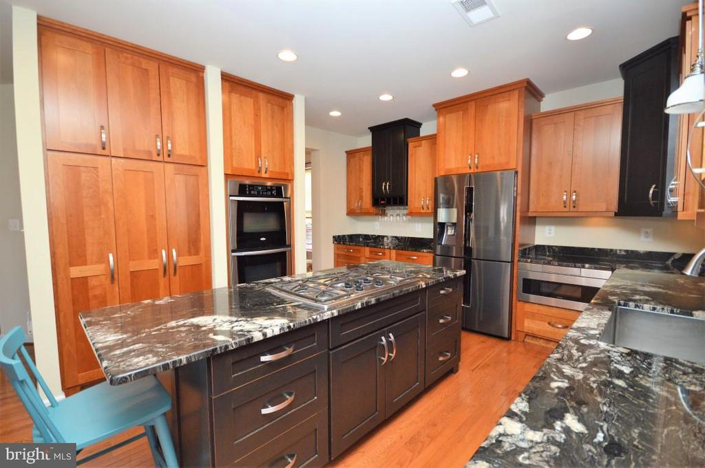 Stunning Fully Remodeled Kitchen! - 11829 CLARKS MOUNTAIN RD, BRISTOW