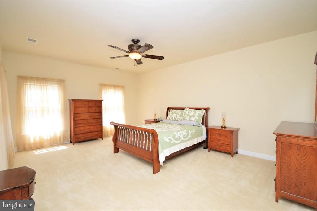 Owners Bedroom - 11829 CLARKS MOUNTAIN RD, BRISTOW