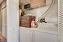 Rental Unit // Laundry - 2024 N CAPITOL NW, WASHINGTON
