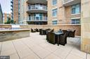 Grilling Area - 11990 MARKET ST #1101, RESTON
