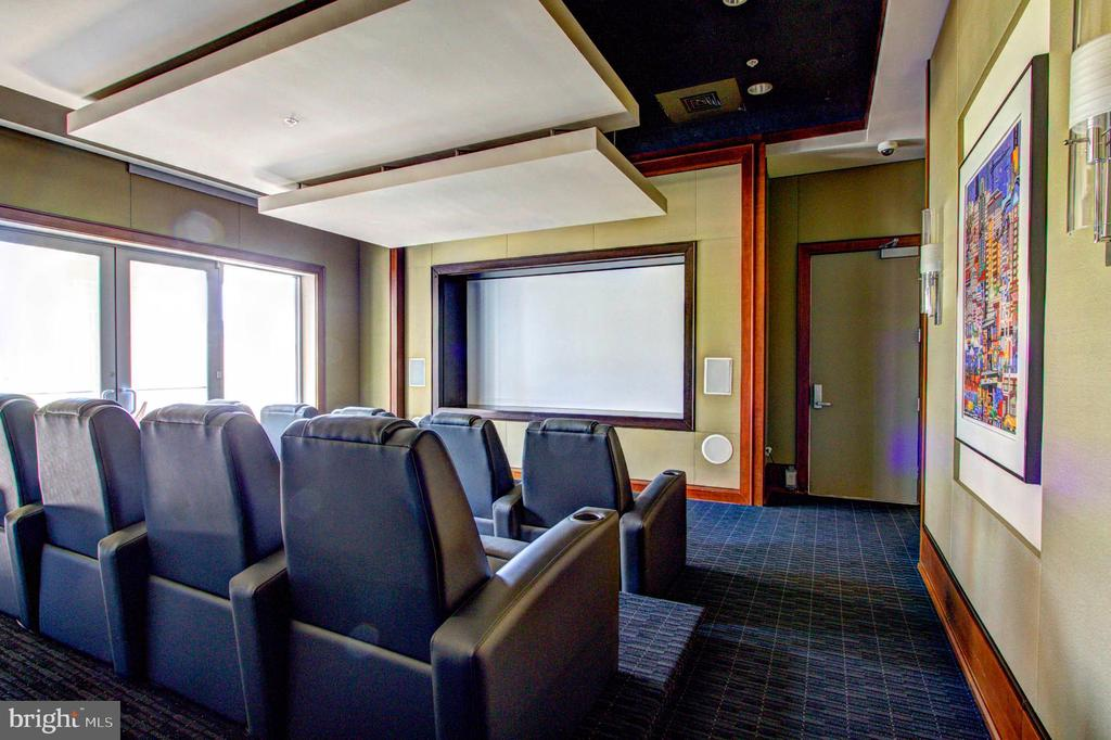 Theater Room - 11990 MARKET ST #1101, RESTON
