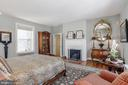 Master boasts one of 8 fireplaces - 40041 HEDGELAND LN, WATERFORD