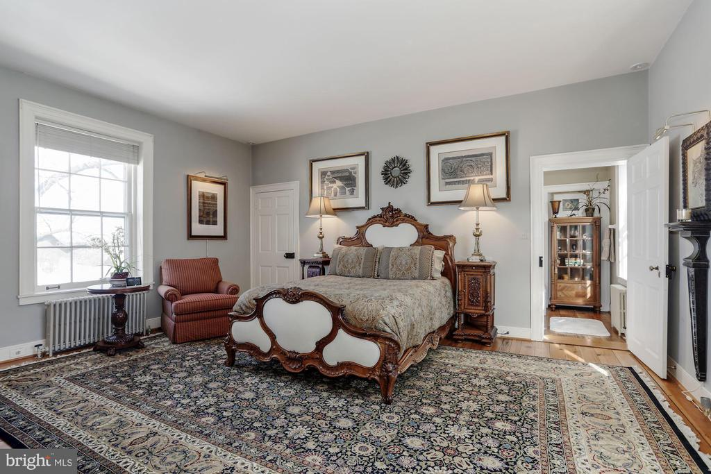 Spacious Master Bedroom - 40041 HEDGELAND LN, WATERFORD