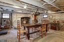 Cellar room with authentic period touches - 40041 HEDGELAND LN, WATERFORD