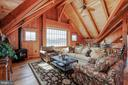 Timber Beam construction by master craftsmen - 40041 HEDGELAND LN, WATERFORD