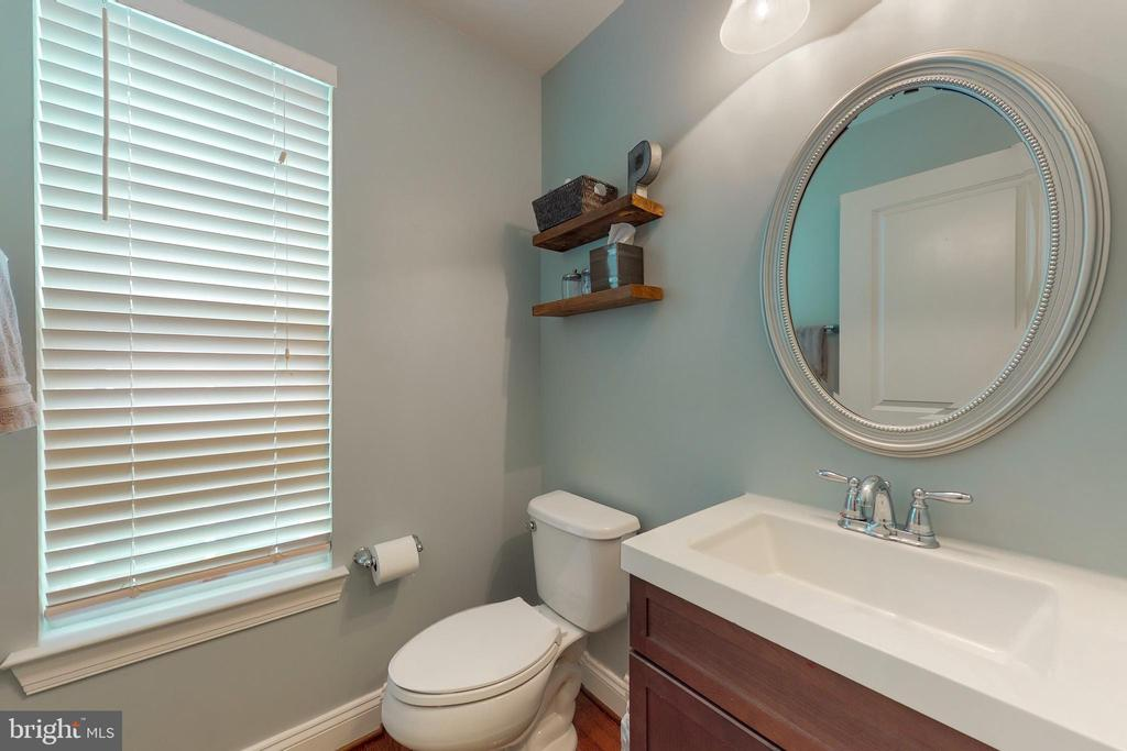 Powder room - 25875 SYCAMORE GROVE PL, ALDIE