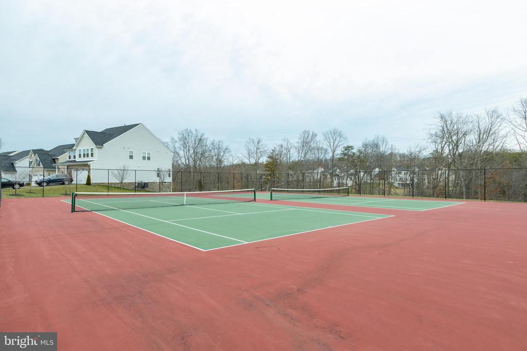 Tennis courts - 25875 SYCAMORE GROVE PL, ALDIE