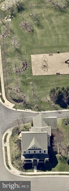 Aerial view - 42547 GOOD HOPE LN, BRAMBLETON