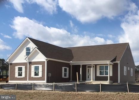 Enfamiljshus för Försäljning vid 23332 GREENBANK Drive Harbeson, Delaware 19951 Förenta staterna