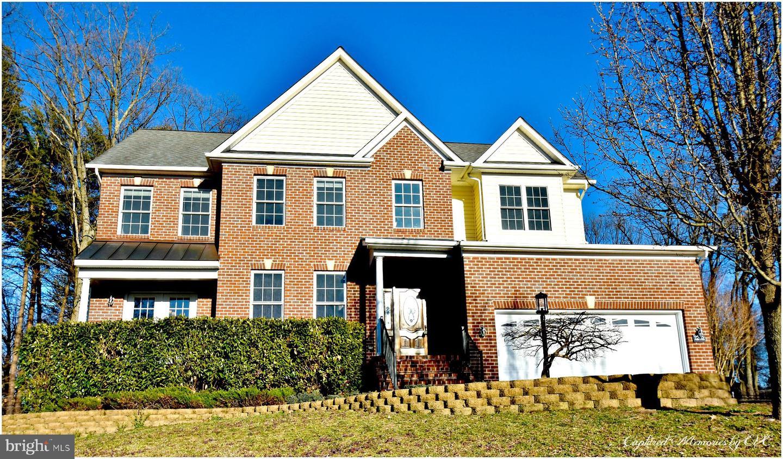 Single Family Home for Sale at 1202 Cortina Way 1202 Cortina Way Severn, Maryland 21144 United States