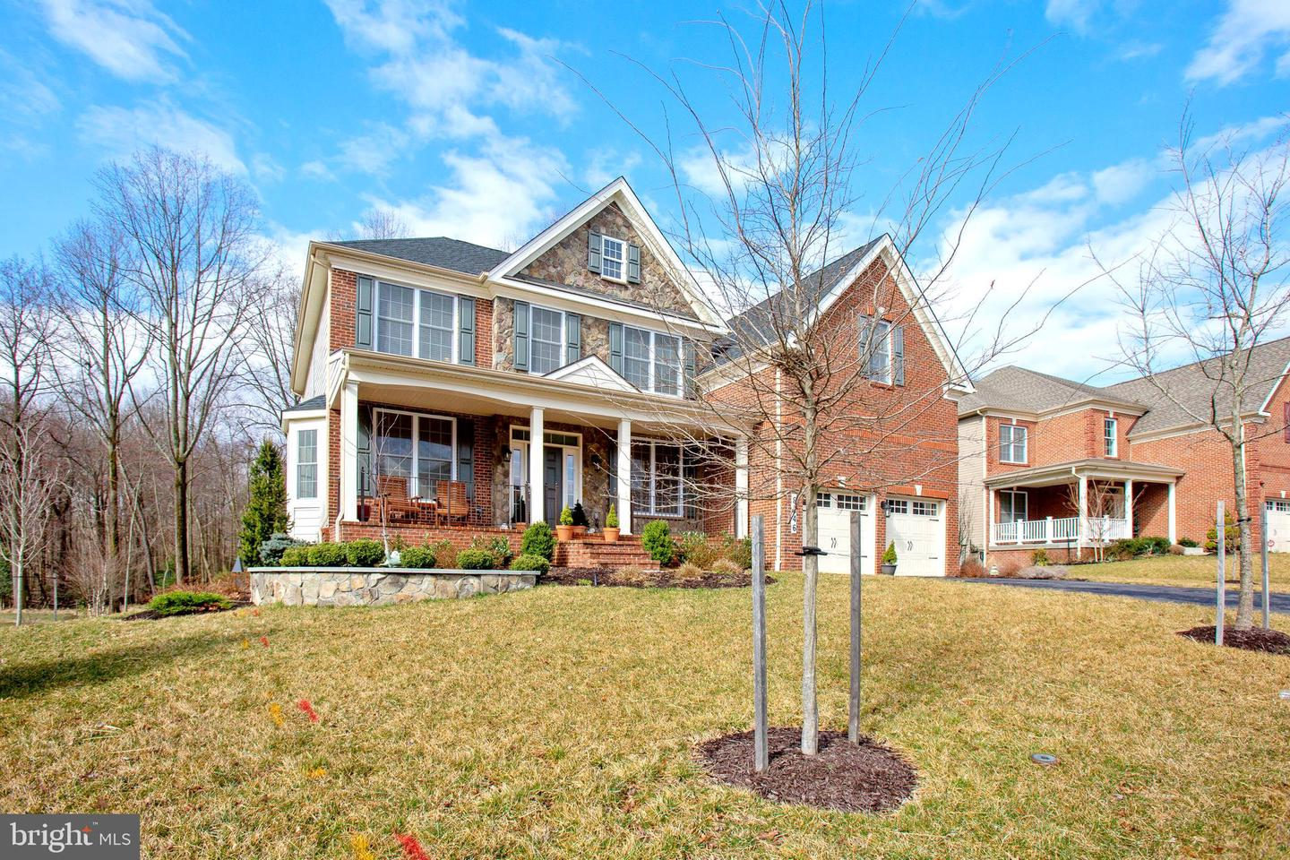 Single Family Home for Sale at 8246 Saint Francis Drive 8246 Saint Francis Drive Severn, Maryland 21144 United States