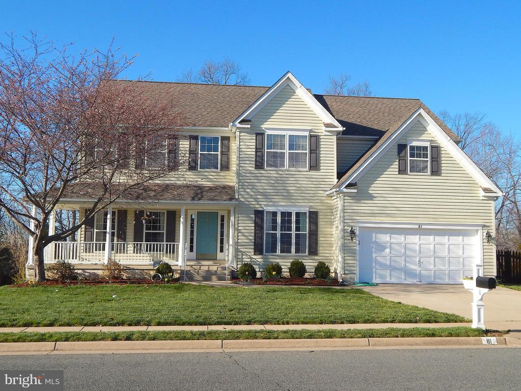 Sparkling and Spacious - 81 BRUSH EVERARD CT, STAFFORD