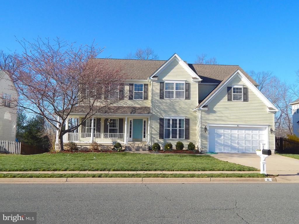 This is the one! - 81 BRUSH EVERARD CT, STAFFORD