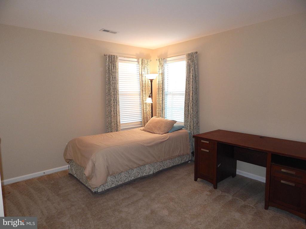 Bedroom #4 features its own private bath. - 81 BRUSH EVERARD CT, STAFFORD