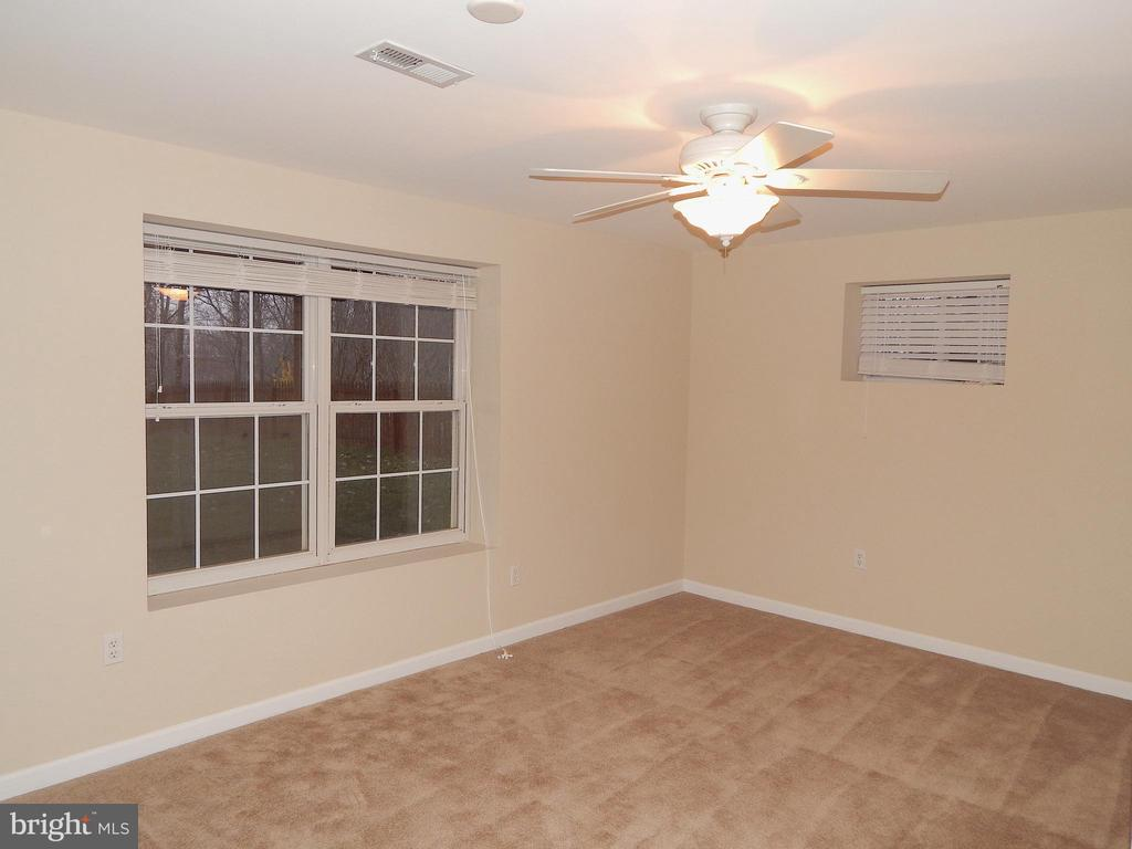 Bedroom #6 in basement - 81 BRUSH EVERARD CT, STAFFORD