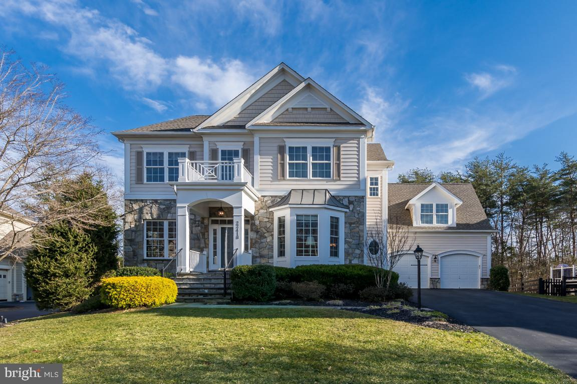 Single Family for Sale at 22418 Dinah Pl Leesburg, Virginia 20175 United States
