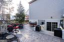 Lovely Patio! - 22418 DINAH PL, LEESBURG