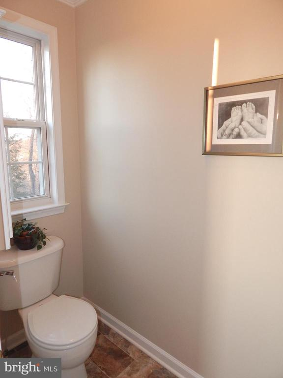 Private water closet - 81 BRUSH EVERARD CT, STAFFORD