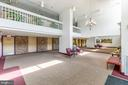 Main Lobby -  Will be remodeled this year - 2311 PIMMIT DR #213, FALLS CHURCH