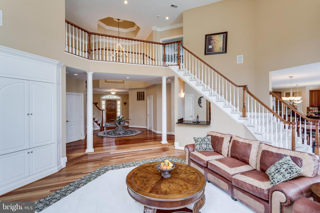 2nd Private Staircase to Upper Level. - 2565 YONDER HILLS WAY, OAKTON