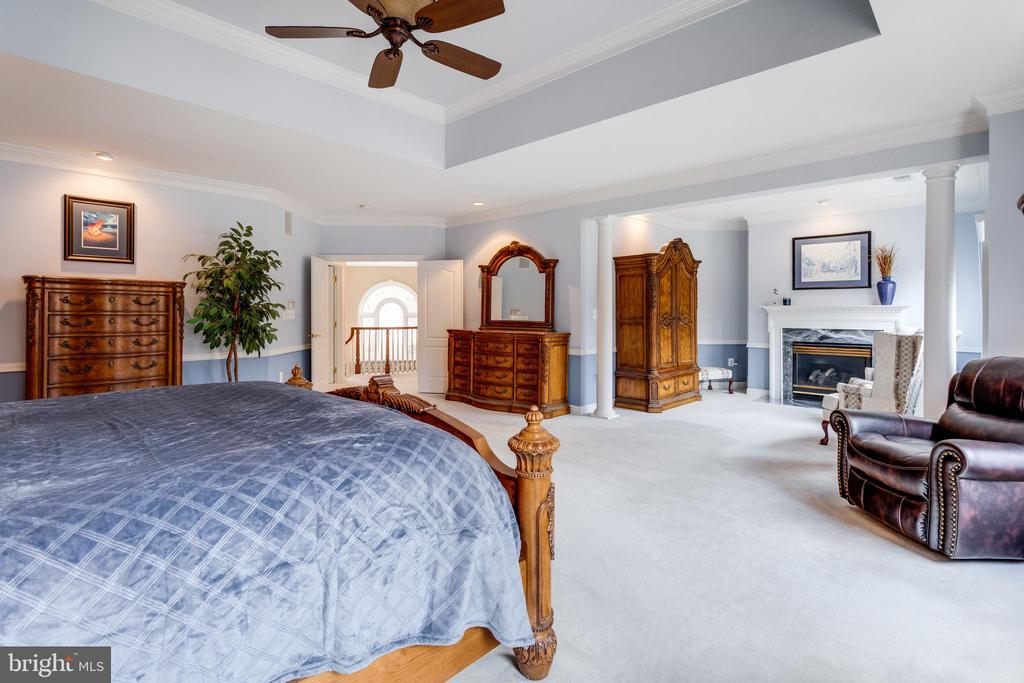Relax in Your Elegant Master Retreat. - 2565 YONDER HILLS WAY, OAKTON