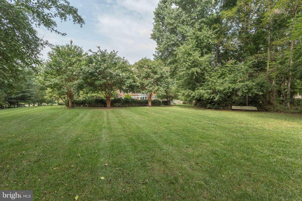 Play Ball in Your Huge Private Yard. - 2565 YONDER HILLS WAY, OAKTON