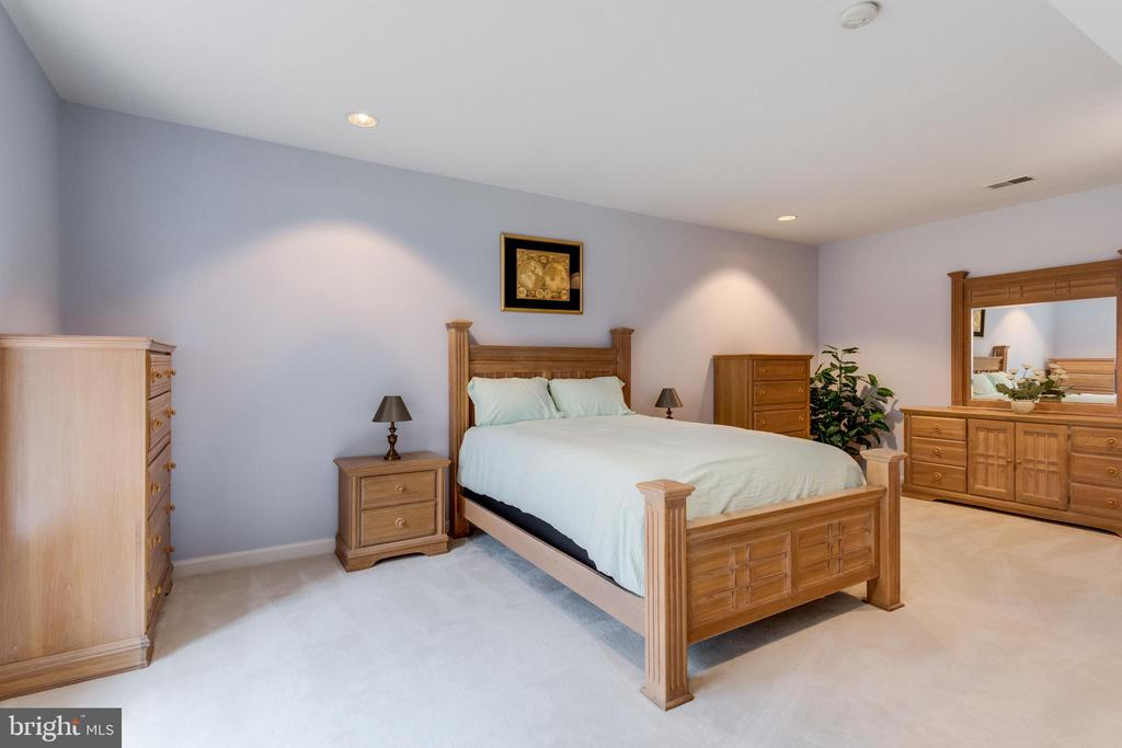 5th Bedroom on Lower Level. - 2565 YONDER HILLS WAY, OAKTON