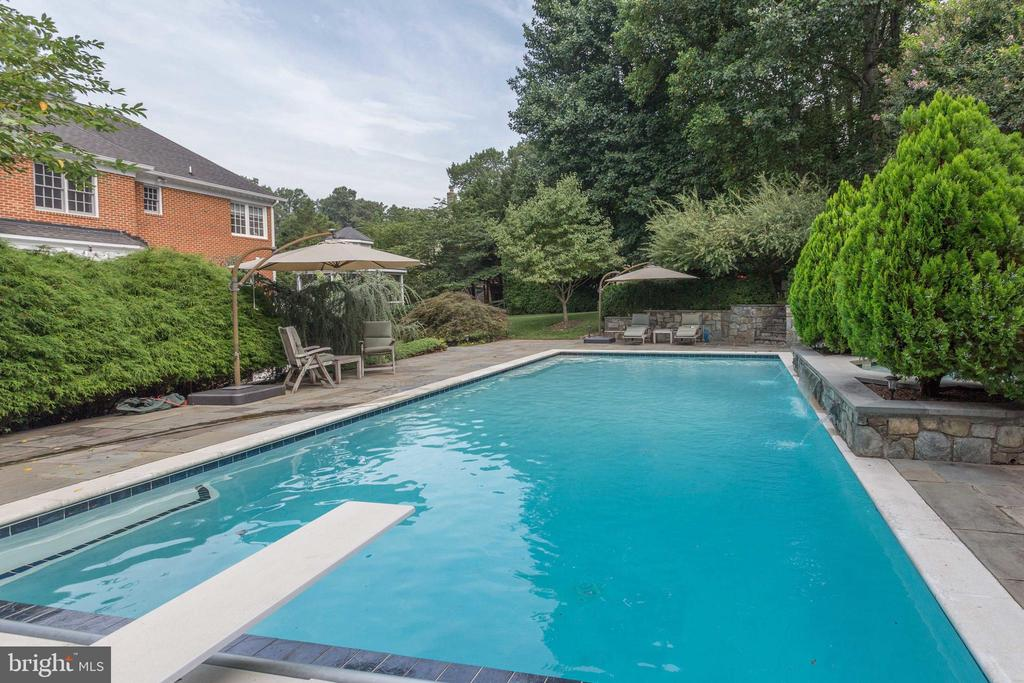 Heated Pool & Spa. - 2565 YONDER HILLS WAY, OAKTON