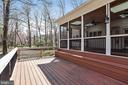 Easy to grill on the deck close to porch - 3103 PINE OAKS WAY, OAK HILL