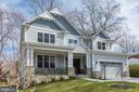Newly Constructed Custom Craftsman-style Home - 6834 CHURCHILL RD, MCLEAN