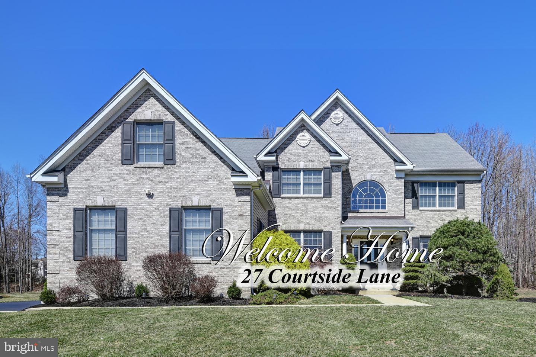 Villa per Vendita alle ore 27 COURTSIDE Lane Princeton, New Jersey 08540 Stati UnitiIn/In giro: South Brunswick Township